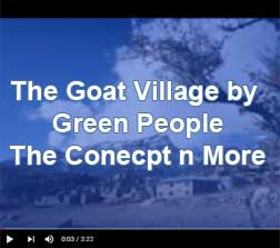 The Goat Village on Wordpress by a Traveler